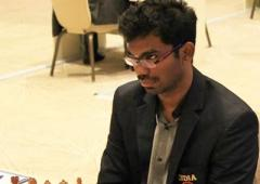 Sethuraman holds Anand in Isle of Man
