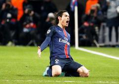 Football transfers: Cavani joins Manchester United