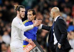 Extras: 'Bale has never asked to leave Real'