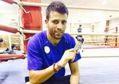 Boxing champ Sangwan fails dope test