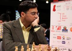 Chess: Nakamura sole leader; Anand beats Praggnanandhaa