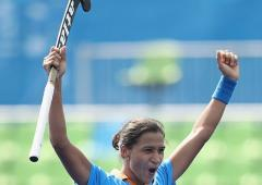 FIH nominates Rani for World Games Athlete of the Year