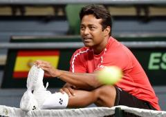 Davis Cup: Paes in squad for Croatia tie