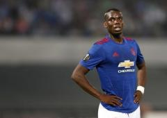 Pogba tests positive for COVID-19