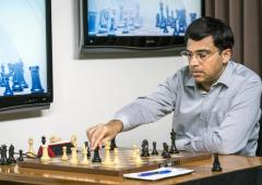Isle of Man Chess: Anand beats Fridman