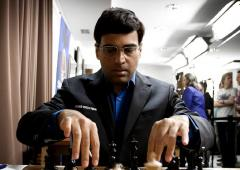 Tata Steel Chess: Vishy Anand jumps to joint sixth
