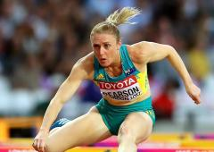 Injury forces former Olympic champ Pearson to retire
