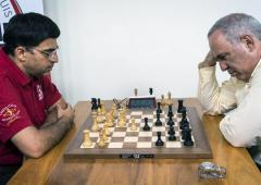 The Kings Return: When Vishy clashed with Kasparov