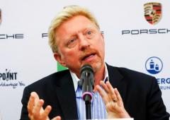 Becker applauds athletes for protesting racism