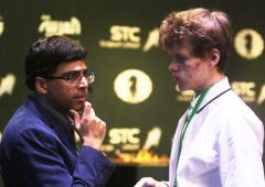 Anand wins bronze at World Blitz Chess Championship