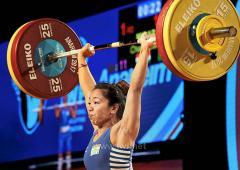 Qatar International: Lifter Mirabai Chanu wins gold