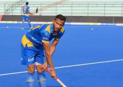 Injured SV Sunil in serious doubt for hockey World Cup