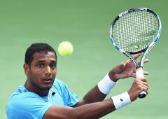 Davis Cup: Ramkumar, Sumit trample Pakistan on Day 1