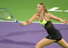 Maria Sharapova to return to action in Brisbane