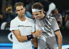 SEE: Nadal, Federer engage in a banter