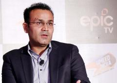 Stay at home, COVID-19 will run away: Sehwag urges