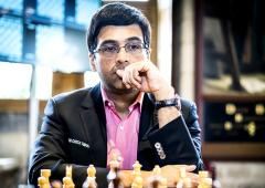 Sports Shorts: Anand goes joint fifth at Norway chess