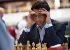 Altibox chess: Anand loses to Giri