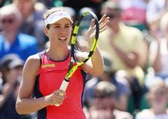 WTA-ATP should be merger of equals: Konta