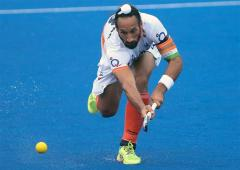 'New challenge' for former hockey captain Sardar