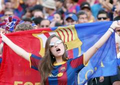 'No fans at La Liga stadiums for rest of the season'