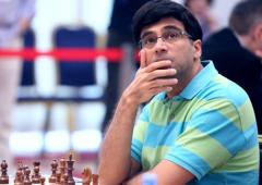 Anand shines in victory over Jones in TATA Steel Masters