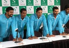 Davis Cup: Indian team refuse to travel to Pakistan