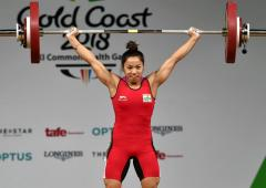 Eight-ranked Mirabai still in race for Tokyo Games