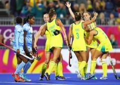 India go down to Australia in women's hockey semis