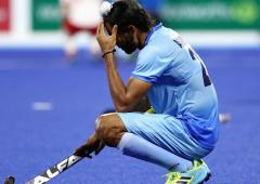 CWG: Men's hockey team to return empty-handed