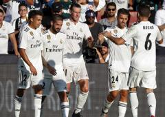 Real Madrid players agree to 10-20 percent wage cut