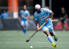 India maul hapless Indonesia in men's hockey