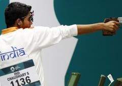 Olympic postponement no problem for this shooting ace