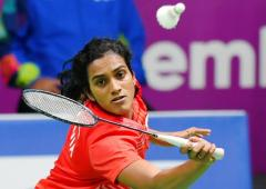 Denmark Open: Sindhu, Praneeth enter second round