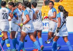 Asiad hockey: Indian women's team reaches first final in 20 years