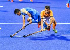 Malaysia knock defending champions India out of Asian Games
