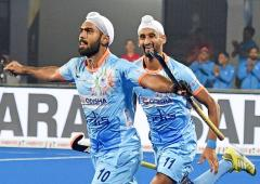 India to host 2023 Men's Hockey World Cup