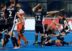 Hockey WC: Germany beat Netherlands, Pakistan and Malaysia play out draw