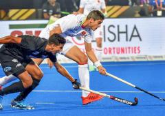 Hockey WC: Minnows France stun Olympic champs Argentina