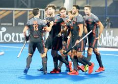 Hockey WC: Netherlands crush Canada, set up quarter-final with India