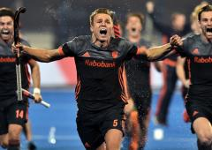 Hockey WC semis: Belgium demolish England; Dutch edge past Australia