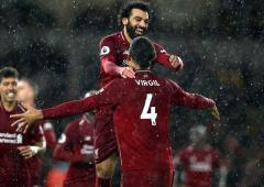 Will Salah surprise Ronaldo, Messi to win Ballon d'Or?
