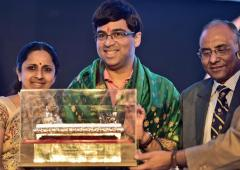 Anand boost for India at Chess Olympiad