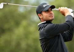 Shubhankar tied second after first round in Italy