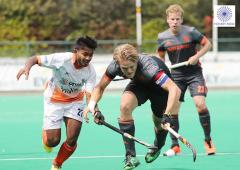 U-23 Five Nations Tourney: Mor brace helps India hold Netherlands