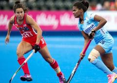 Women's hockey WC: India hold USA; progress to knock-outs