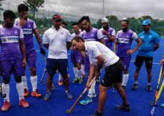 India hockey coach Harendra slams food quality at training camp