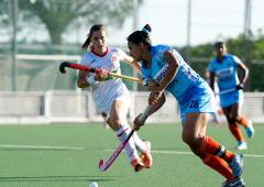 Rani, Gurjit lead India to series-levelling win over Spain
