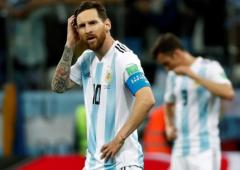 Soccer Extras: Messi gets 3-month international ban