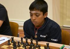 12-year-old Praggnanandhaa is world's second youngest Grandmaster
